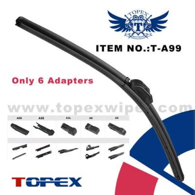 T-A99 Multi-fit limpador lâmina plana