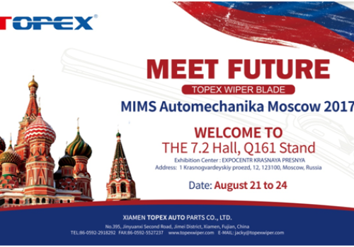 TOPEX Welcome You To The Russian Exhibition!