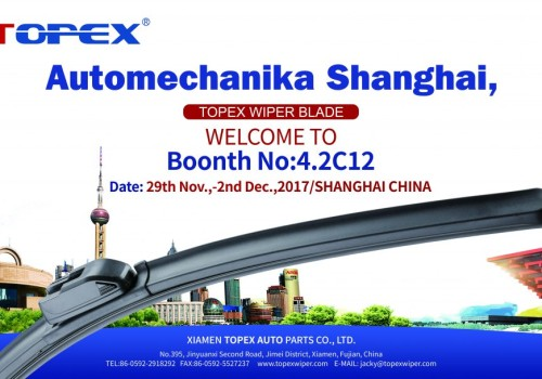 Shanghai Frankfurt Exhibition Topex Waiting Your Visit