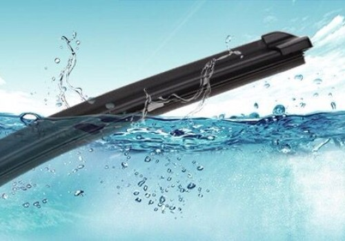 What kind of wiper blades need to be replaced?