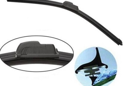 Seven small steps for easy installation of the car wiper .