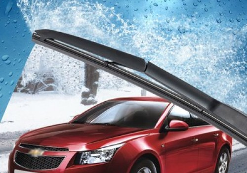 What are the advantages of the car soft flat wiper blade ?