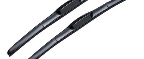 High quality hybrid wiper blades character