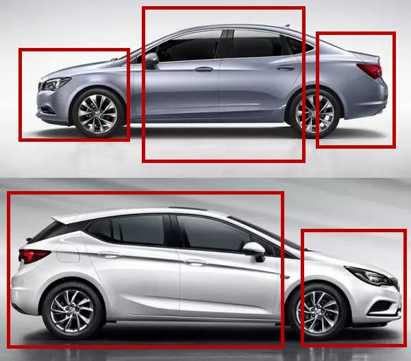 What Is A Sedan >> What Is The Difference Between A Hatchback And A Sedan Topex